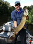Cracking Summer Pike for Matt