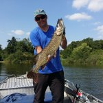 Top water Pike for Matt