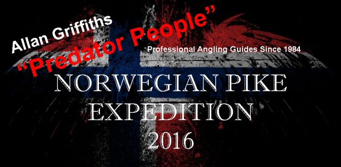 Norwegian Pike Expedition Coming Soon